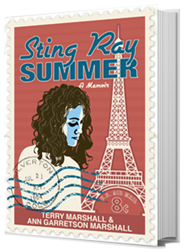 Book Cover Sting Ray Summer