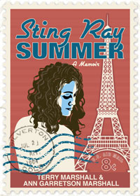Sting Ray Summer Novel