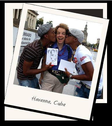 Ann in Havanna Cuba