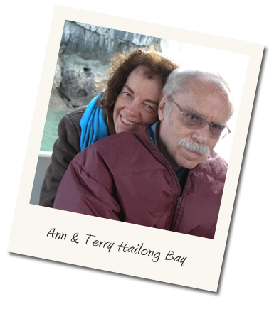 Ann & Terry Hailong Bay