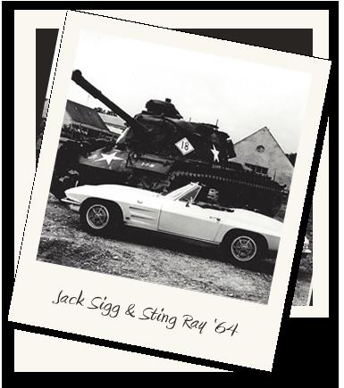 Jack Sigg & Stingray