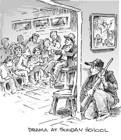 drama at sunday school