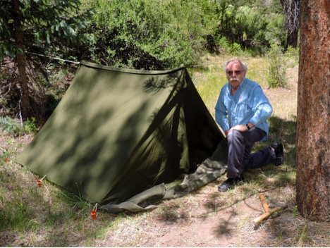 Pup Tent Tale
