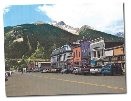 Salacious Proposal in Silverton
