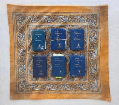 Bibles – a national security threat