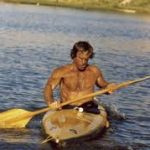 Barry Corbet, paraplegic kayaker: dream big