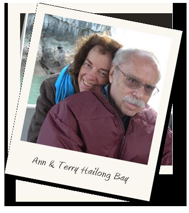 Ann & Terry Hailong Bay