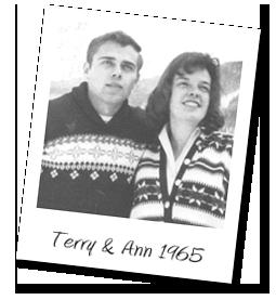 Terry & Ann 1965