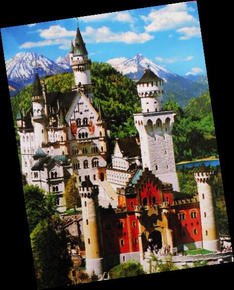 A Fairytale Castle in the Air