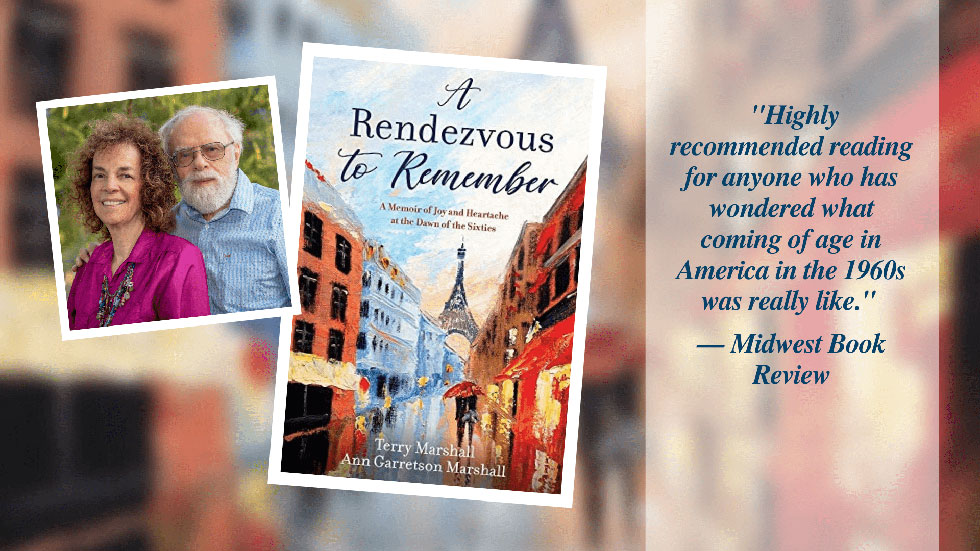 event banner for rendezvous to remember interview