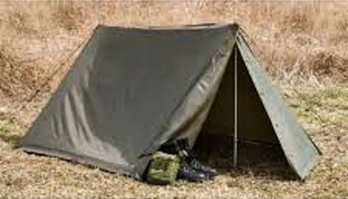 Army Pup Tent