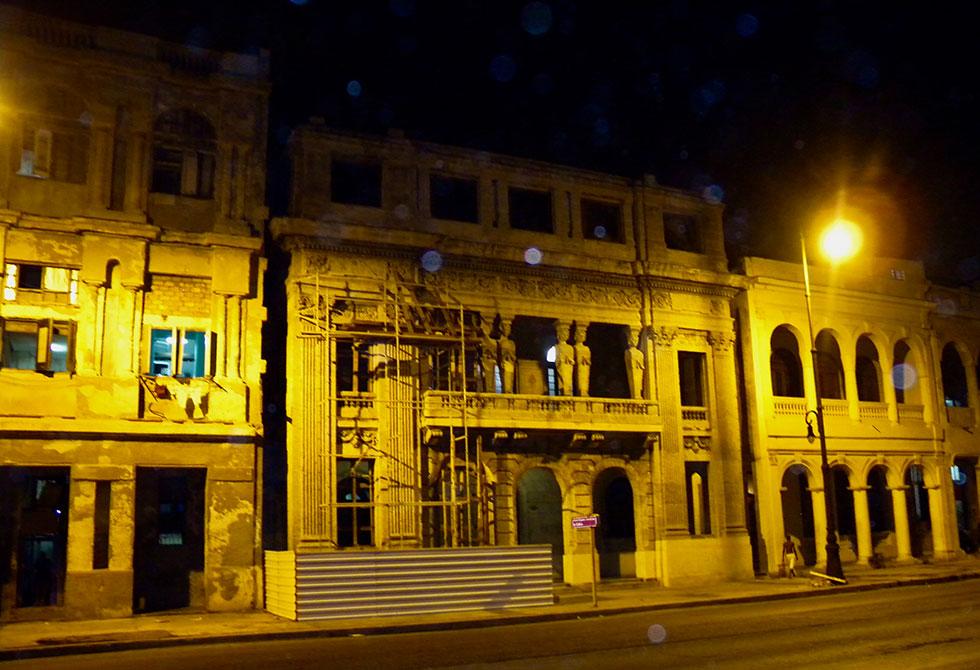 Cuba Colonial buildings