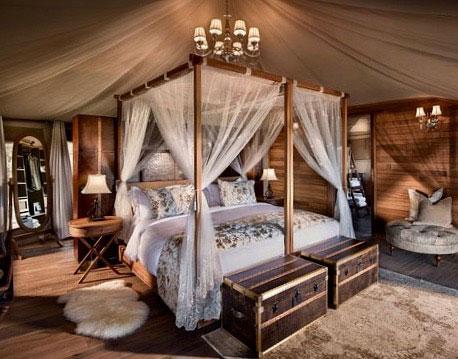 Sultans tent