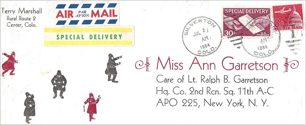 proposal envelope