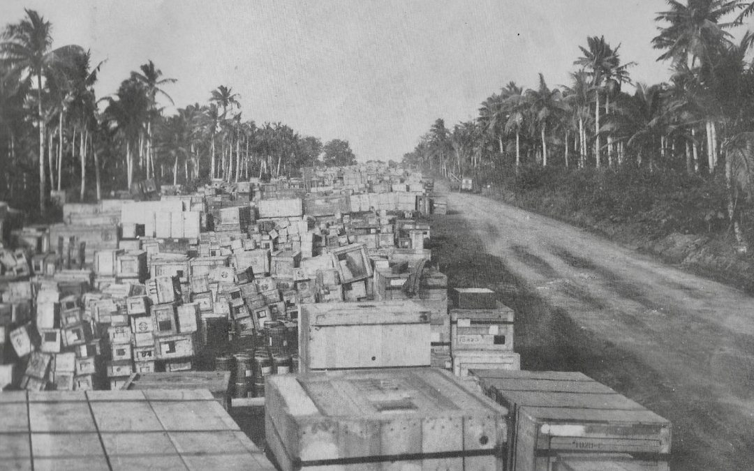 Memories of World War Two: My Dad on Guam